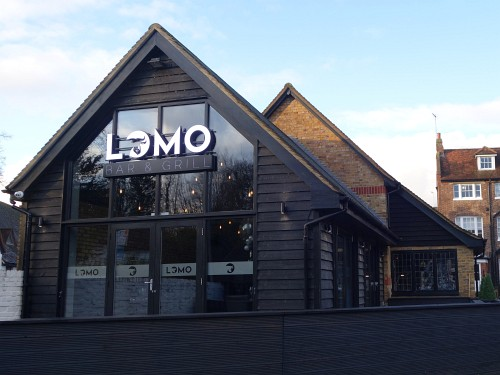 Lomo Bar and Grill