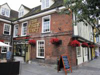 Photo of The White Hart in Salisbury Square