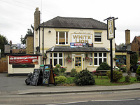 The White Lion in Bengeo Street