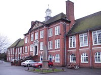 Richard Hale School in Pegs Lane, Hertford