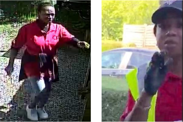 Delivery Scam Cctv Images Released Local News Discover Hertford Online